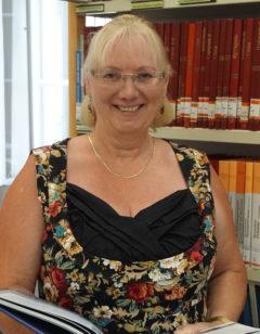 Mitarbeiterin Birgit Haase Görlitz Bibliothek