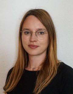 Mitarbeiterin Elisabeth Pohl Görlitz