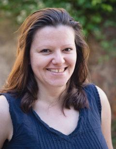 Mitarbeiterin Görlitz Melanie Fletcher