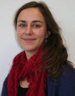 Mitarbeiterin Jacqueline Gitschmann Görlitz