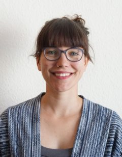 Mitarbeiterin Jana Bingemer Görlitz