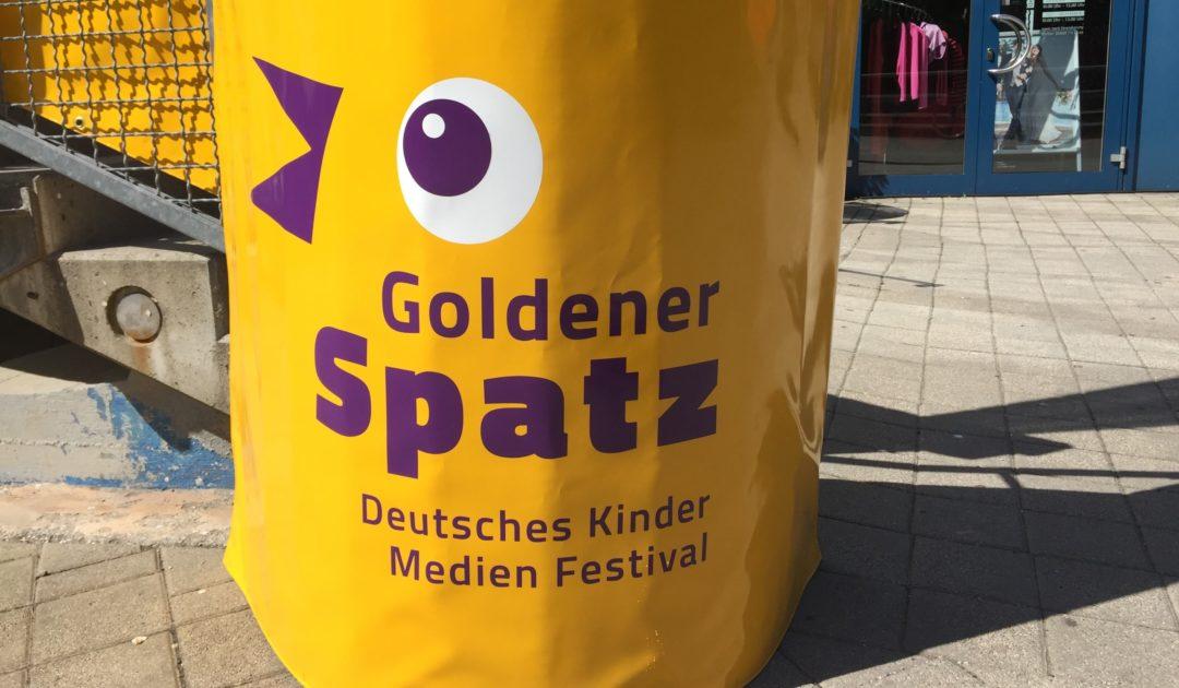 museum4punkt0_VR_Präsentation Goldener Spatz Erfurt_Juni 2019