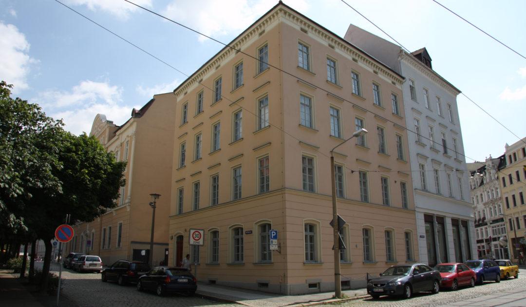 Bibliothek Görlitz Gebäude