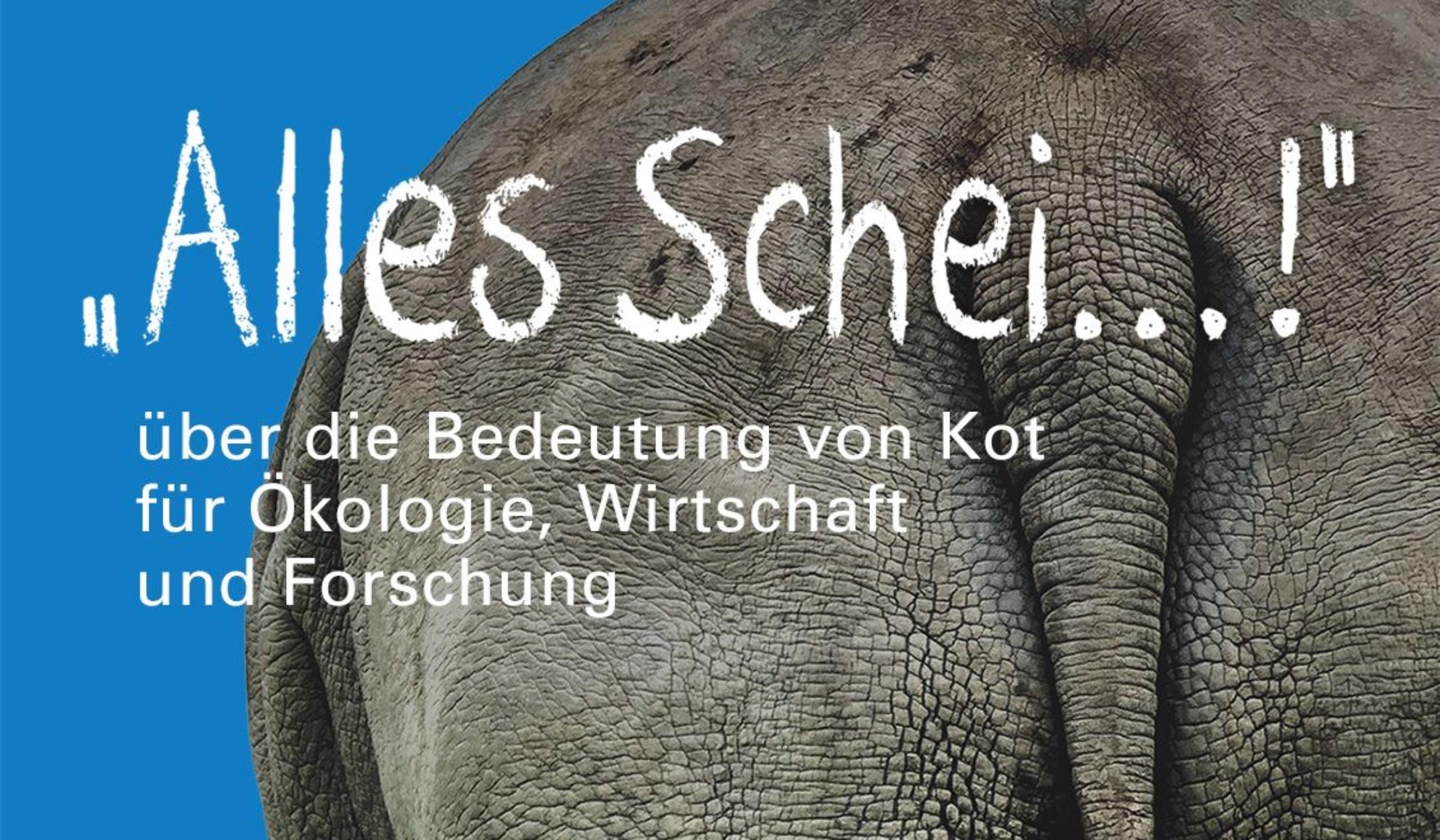 Titelbanner Sonderausstellung Alles Scheiße Görlitz 2019