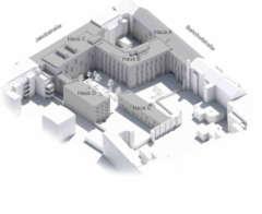 Visualisierung des Neubaus für das Senckenberg Museum Görlitz