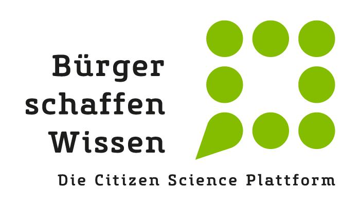 Logo Bürger schaffen Wissen
