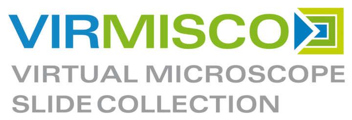 Logo VIRMISCO Virtual microscope slide collection