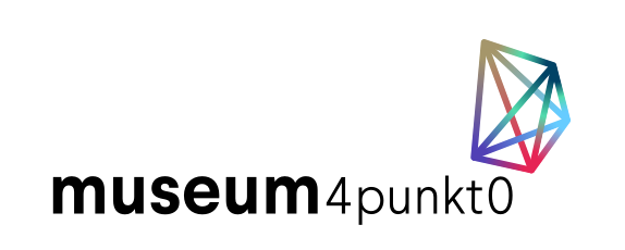 museum4punkt0 Logo ab Januar 2021