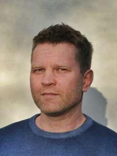 Mitarbeiterfoto Daniel Wiesenhütter, Team museum4punkt0