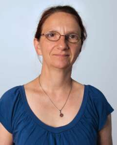 Mitarbeiterin Margit Hanelt